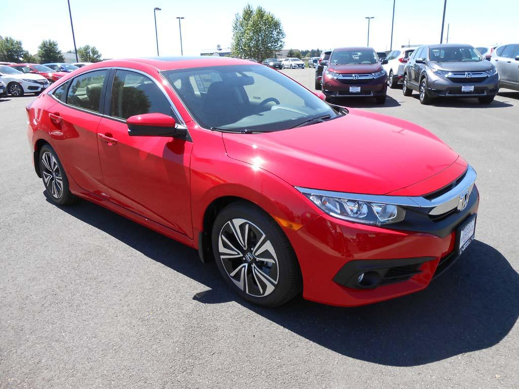 New 2018 Honda Civic EX-L Navi 1.5T