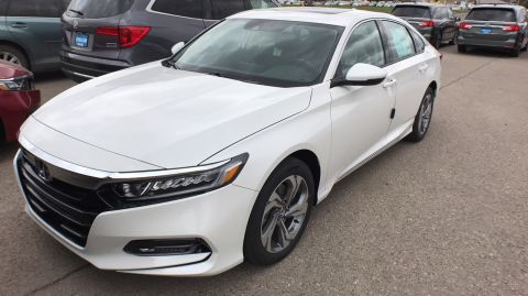 New 2018 Honda ACCORD EX-L NAVI 2.0T AUTO