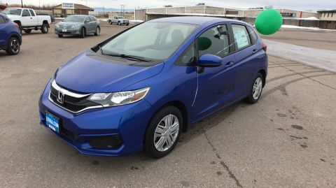 New 2018 Honda FIT LX CVT